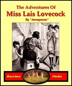 book cover Miss Lais Lovecock